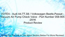 MTC 4278 Air Pump Check Valve