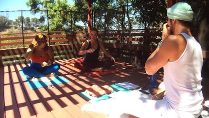 "The Muthaship: ""Yoga With Chela"" Episode 7 - BEYONDreality"