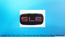 NEW GMC Suburban Sierra Yokon SLE Emblem 1500 2500 3500 Badge 1995-2007 GMC Suburban Sierra Yokon Review