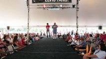 Jeff Lewis & Pete Storm song Kissing Cousins Elvis Week 2014 video