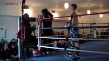 Kickboxing From Royal Canadian Legion, Bout 1