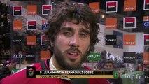 TOP14 - Toulon-Bayonne: Interview Juan Martin Fernandez Lobbe (TLN) - J17 - Saison 2014/2015