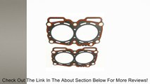 Diften 399-A6287-X01 - New Set of 2 Cylinder Head Gaskets Engine Subaru Legacy Impreza Forester 98 Pair Review