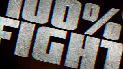 100%FIGHT 24 - Pesée officielle