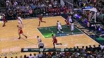 NBA 2015 01 28 Clippers vs Jazz - Full Highlights - NBAHD.com