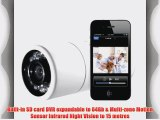 TriVision NC-326W HD 720P Wi-Fi Wirelss Home IP Security Camera Outdoor Wapterproof High Definition