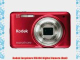 Kodak Easyshare M5350 Digital Camera (Red)