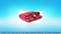 Maxsa Innovations - Comfy Cruise(R) Heated Travel Blanket (Red Plaid) *** Product Description: Maxsa Innovations - Comfy Cruise(R) Heated Travel Blanket (Red Plaid) Comfortably Covers 2 People Plugs Into Cigarette Lighter Socket Automatic Tempera *** Revi
