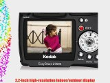 Kodak Easyshare Z7590 5 MP Digital Camera with 10xOptical Zoom