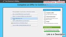 SlideShow Desktop Full [slideshow desktop app 2015]