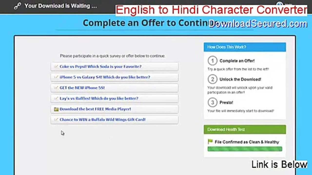 English to Hindi Character Converter Cracked (Free of Risk Download 2015)