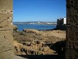 les remparts à Essaouira