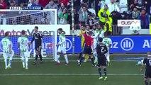Cristiano Ronaldo Red Card ~ Cordoba vs Real Madrid 1:2 La Liga 2015 24/01/2015 (FULL VIDEO)