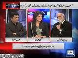 Haroon Rasheed Warns Govt Regarding Imran Khan