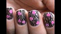 3 Nail Designs for Valentines Day