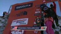 FWT15 - Run of Pavillard-Cain Francesca - USA (Crested Butte) in Fieberbrunn Kitzbueheler Alpen (AUT)