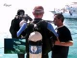 Boat trip and diving on the island of Tiran. Sharm El Sheikh. Egypt. --- Поездка на катере к о.Тиран 2006 г.