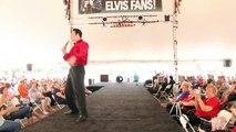 Mark Summers sings Return To Sender Elvis Week 2014 video