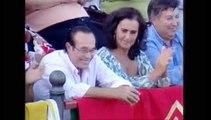 Ortega Cano en Espartinas 2 Orejas y Rabo