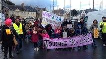 Baroud d'honneur contre la fermeture de l'école de Kérity