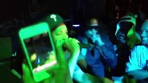 Will Smith fait une démo de Rap !Will smith did a rap demo!