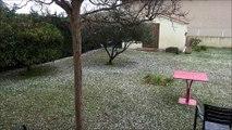 Vent très fort, chute de grêle en plaine, neige en montagne vendredi 30 janvier 2015 à 13h05