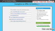 Panda Internet Security Full [Download Now]