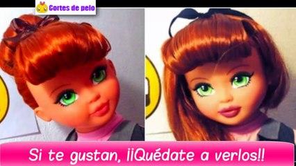 LOOK PIN UP | 2 Peinados Fáciles Paso a Paso (Peluquina)