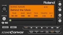 "Behind The Mask(SMF ""YMO Super Classics"" Sample)"