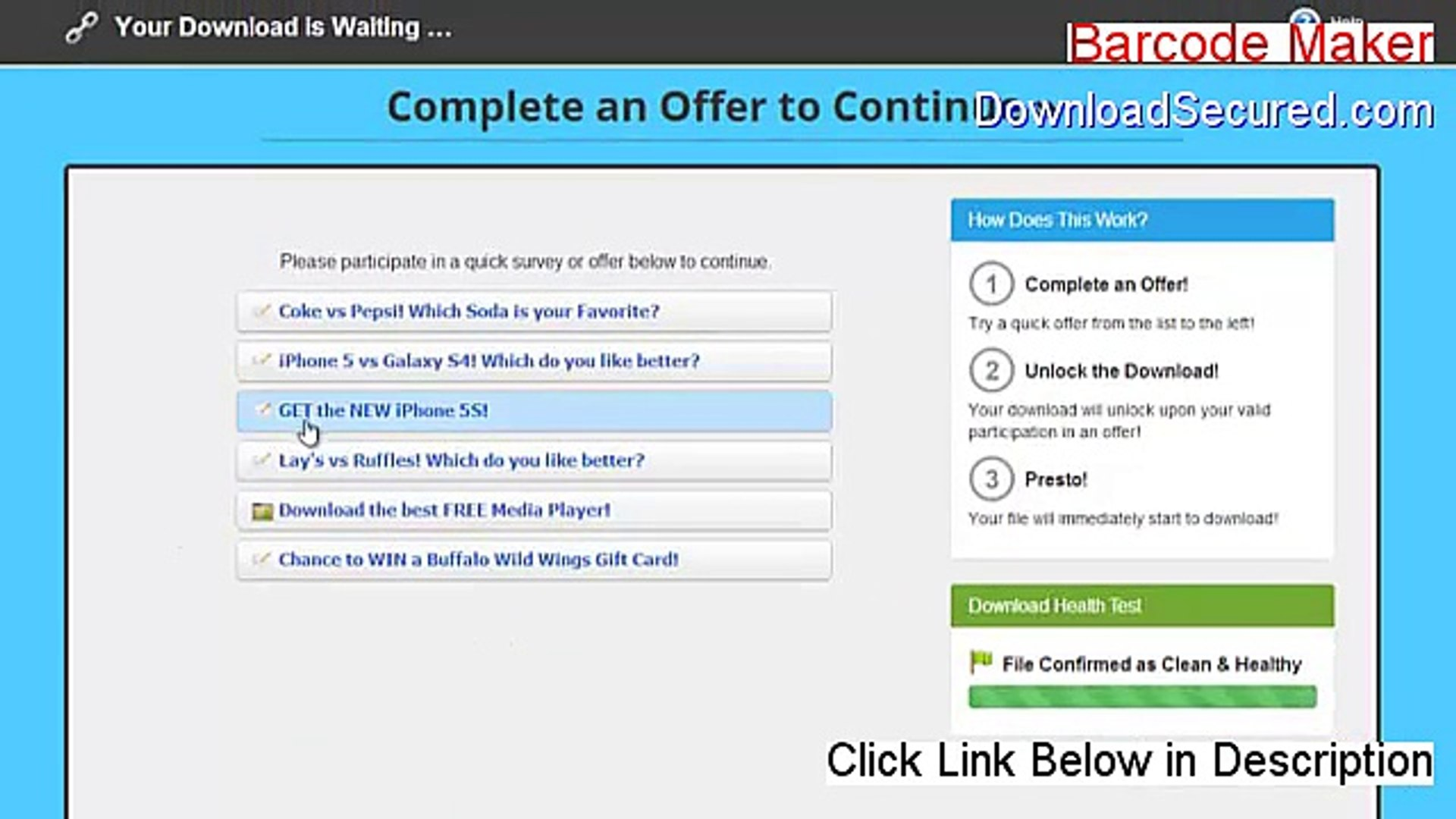Barcode Maker Crack Instant Download 2015 Video Dailymotion
