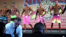 Body-building : Adrien Dubuisson sur le podium de l'Arnold Classic Europe