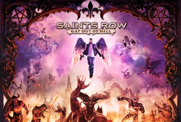 VideoTest : Saints Row IV - Gat Out of Hell (HD)