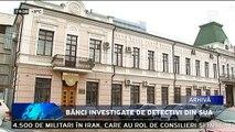 Tranzacţiile dubioase de la cele trei bănci din Republica Moldova, luate sub administraţie specială, Banca de Economii, Banca Socială şi Unibank, vor fi investigate de un grup de detectivi financiari din Statele Unite ale Americii.