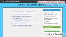 Device Monitoring Studio (USB Monitor) Cracked (device monitoring studio license file 2015)