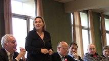 Intervention du 31 janvier 2015 devant les membres de la fédération des Alpes de Haute Provence à Château-Arnoux