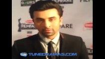 Sexy Ranbir Kapoor at 60th Britannia Filmfare Awards Red Carpet