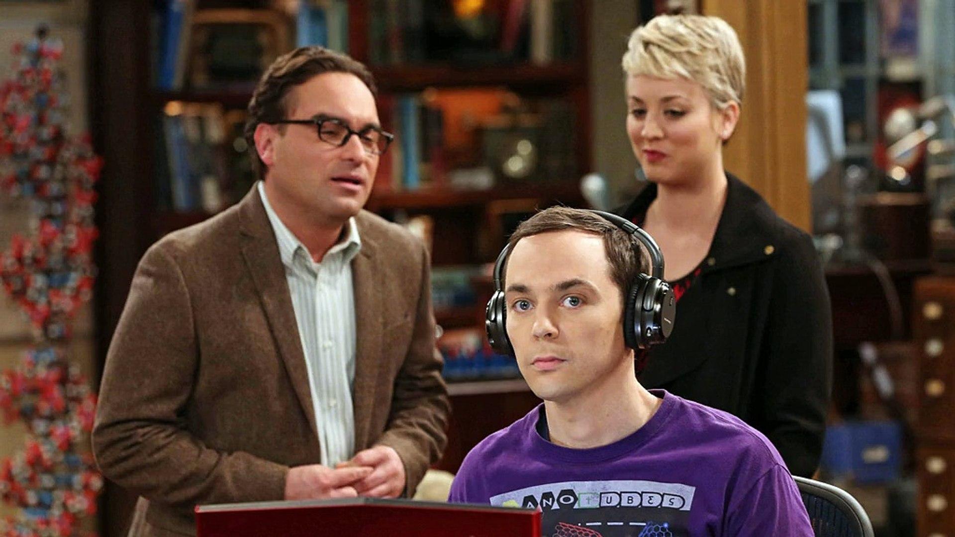 Watch The Big Bang Theory Season S8e13 Full Episode Video Dailymotion