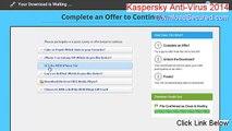 Kaspersky Anti-Virus 2014 Cracked (kaspersky antivirus 2014 review 2015)