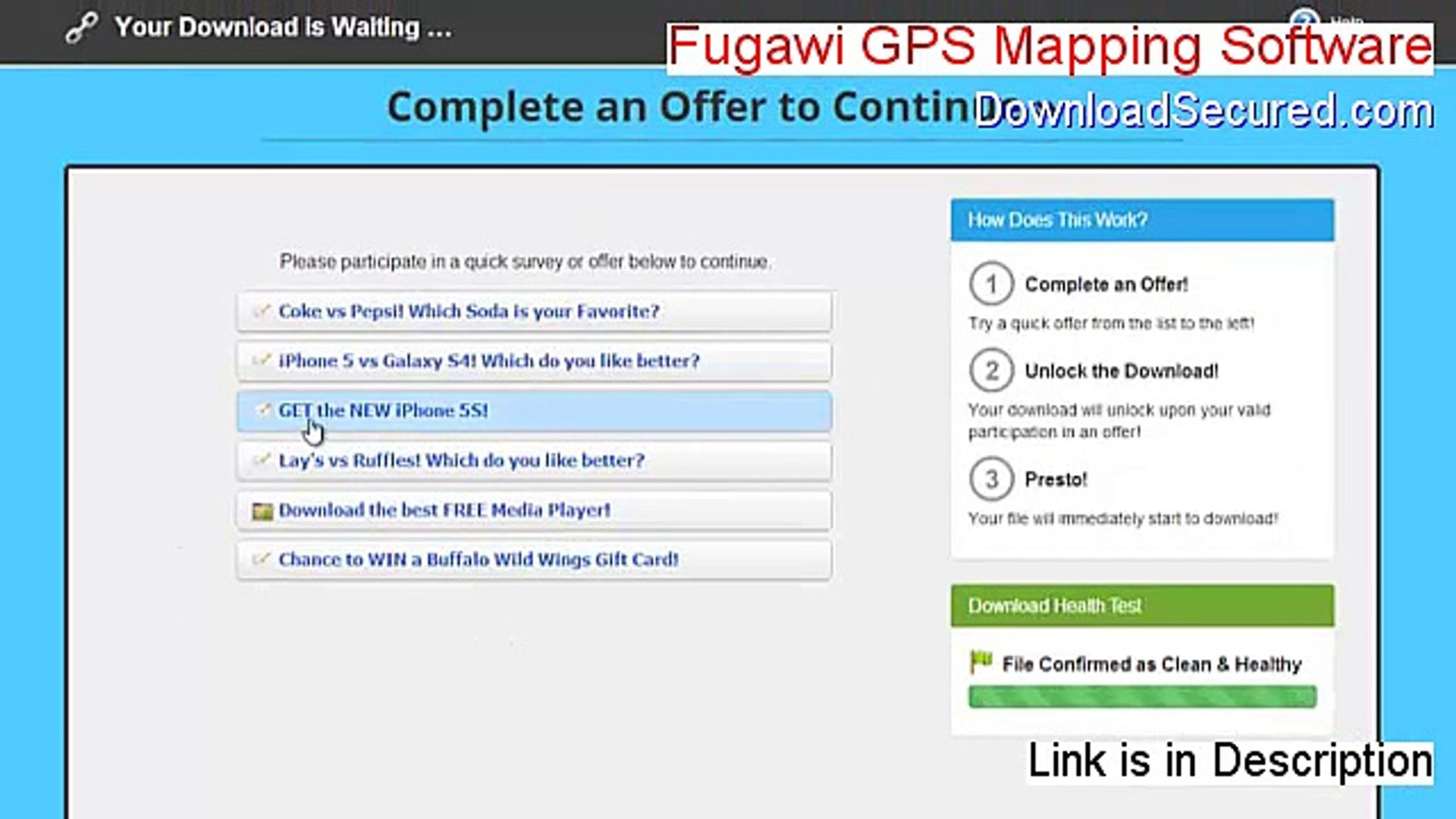 Fugawi GPS Mapping Software Download - Free of Risk Download 2015
