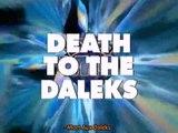 Death To The Daleks Partie 1 VOSTFR