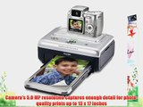 Kodak Easyshare Z740 5 MP Digital Camera with 10xOptical Zoom and Kodak Printer Dock (Series