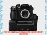 Panasonic DMC-GH4-YAGH Lumix DMC-GH4 4K Micro Four Thirds Digital Camera