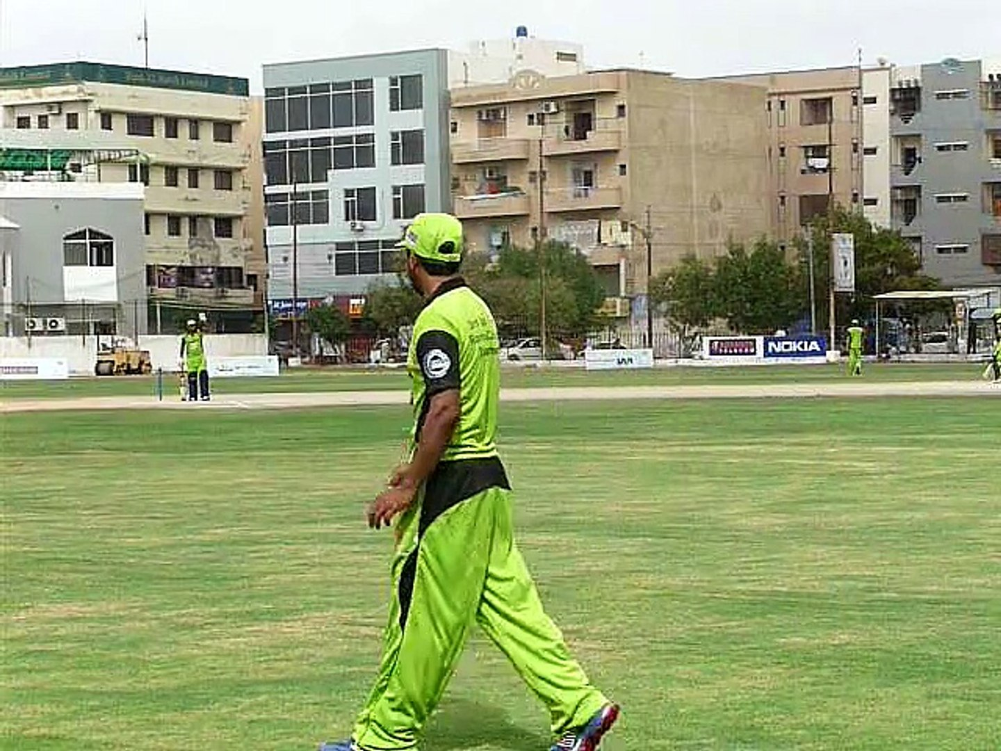 01 OF 12 SAAD NASIM HITS WAQAS LLS FOR 6 TOWARDS EXTRA COVER *** 16-07-2014 CRICKET COMMENTARY BY :