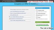 Tiger Woods PGA Tour 2003 Full Download [tiger woods pga tour 2003 ps2 2015]