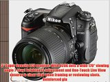 Nikon D7000 16.2MP DX-Format CMOS Digital SLR with 18-140mm f/3.5-5.6G ED VR AF-S DX NIKKOR