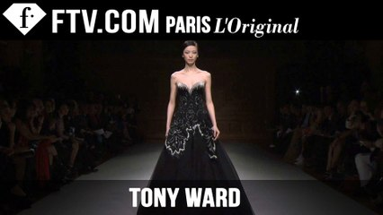 Tony Ward Show Spring/Summer 2015 | Paris Couture Fashion Week | FashionTV