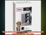 Toomax ART225 Armoire 2 Portes   2 Etag?res Rattan Line XL Polypropyl?ne Gris / Gris Taupe