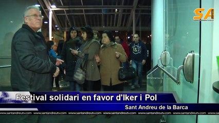 310115 gala solidaria Iker i Pol teatre Núria Espert