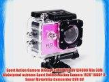 MeGooDo 12MP Full HD 1080P Bicycle Helmet Sports DV Action Waterproof Car Camera SJ4000 With
