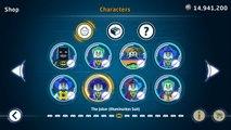 LEGO Batman 3 (Vita/3DS) 100% Complete - All Characters & Red Bricks Unlocked